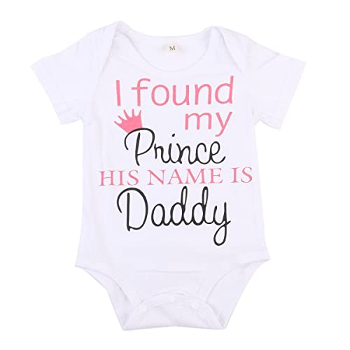 124bef6c8d7e Baby Clothes with Daddy Sayings  Amazon.com