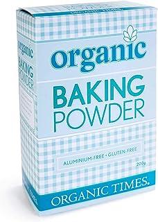 Organic Times Organic Baking Powder Packet, 200 g