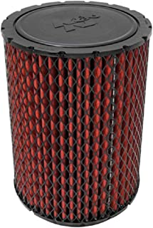 K&N Engine Air Filter: High Performance, Premium, Washable, Industrial Replacement Filter, Heavy Duty: 38-2026S