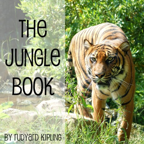 The Jungle Book  By  cover art