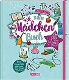 Dein Mädchenbuch: über 230 Ideen für mehr Glitzer im Leben: Tests, Tipps, Achtsamkeitsübungen, DIY-Ideen, coole Sprüche und vieles mehr (1)