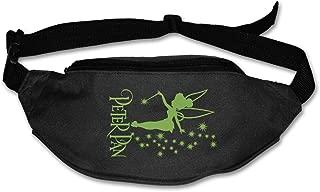 Fanny Pack For Women Men Peter Pan Waist Bag Pouch Travel Pocket Wallet Bum Bag For Running Cycling Hiking Workout