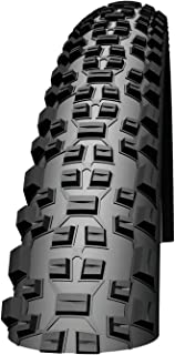SCHWALBE Racing Ralph HS 391 Knobby Mountain Bike Tire (26x2.25, Evo Tubeless Folding, Black Skin)