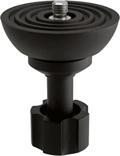 Desmond 75mm Half Ball Bowl Adapter Convert Video Bowl Tripod / 3/8