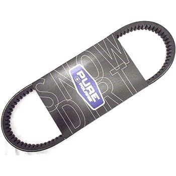 Replacement for Polaris ATV # 3211069 Gates G-Force Drive Belt