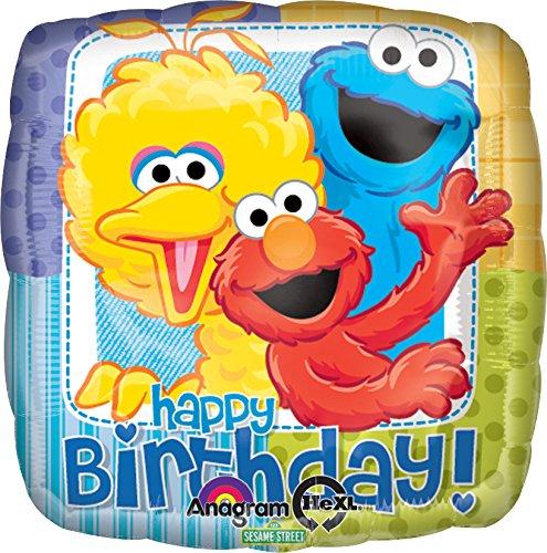 『Sesame Street Party Foil Balloon セサミストリートパーティーホイルバルーン♪ハロウィン♪クリスマス♪』のトップ画像