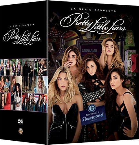 Pretty Little Liars s1 - s7 Exclusiva Amazon (36 DVD)