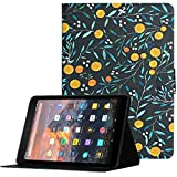 Coopts Floral Series - Amazon Fire HD 10 Tablet Case,