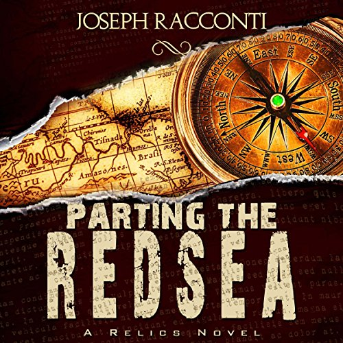 Parting the Red Sea audiobook cover art