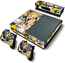 GoldenDeal Xbox One Console and Controller Skin Set - Anime SuperHero - Xbox One Vinyl