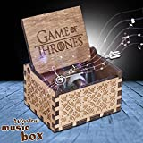 PATPAT® Wooden Music Box Instrument (Game of Thrones)