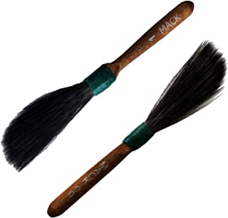 Andrew Mack & Sons Pinstriping Brushes - (2 Pack) - Sizes Included: #00 and #1