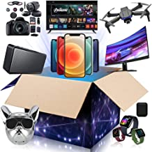 $59 » Holiday Gifts for Women Random Products Lucky Box Electronic Game Consoles, Handles, Keyboards, Earphones, Etc Everything ...