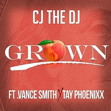 Grown (feat. Vance Smith & Tay Phoenixx)
