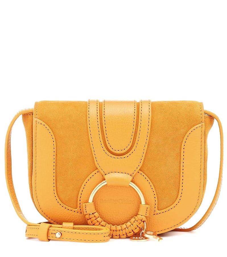 溶融ましい弾薬[(シーバイクロエ) SEE BY CHLOé] ショルダーバッグ[Hana Mini leather shoulder bag]レディース (並行輸入品)