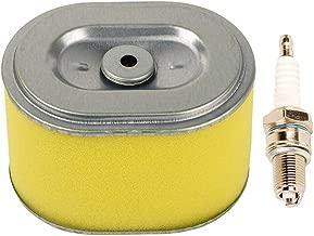 HIFORM Air Filter with Spark Plug for Honda GX140 GX160 GX200 5.5hp 6.5hp Engine Generator Water Pump