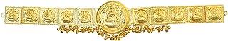 UG Products Round Shape Lakshmi Belt Belt Big(bharatanatyam Jewellery)