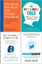 The Book You Wish Your Parents Had Read [Hardcover], The Whole Brain Child, No Drama Discipline, Mindsight 4 Books Collection Set