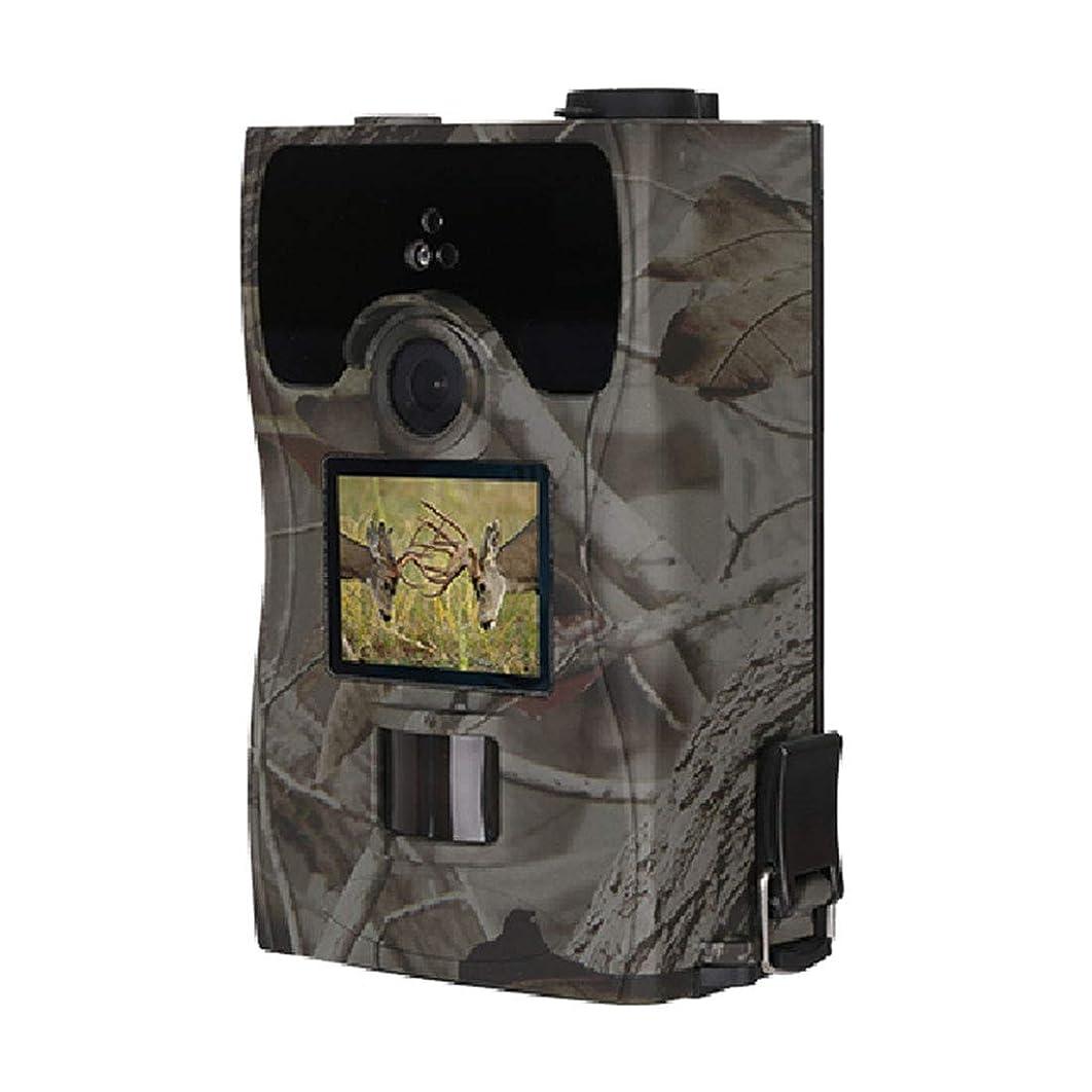 悲しみ辛いスーツKANEED トレイルカメラ/防犯カメラ LW16C 120度広角レンズIP55防水16MP 1080P HD赤外線ハンティングトレイルカメラ2.0インチ液晶ディスプレイ、サポートTFカード 動物撮影 野外監視