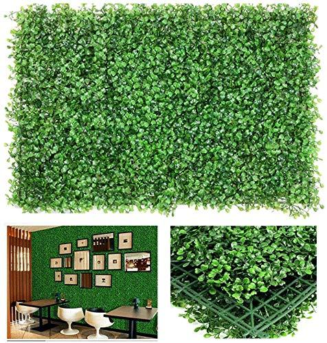 Garten Datenschutz Realistische Landschaftsbau Terrasse Yard Dekorative Zäune Gartensichtschutz (Color : Green, Size : 1PC)