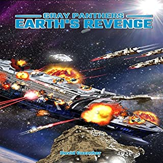 Gray Panthers: Earth's Revenge cover art