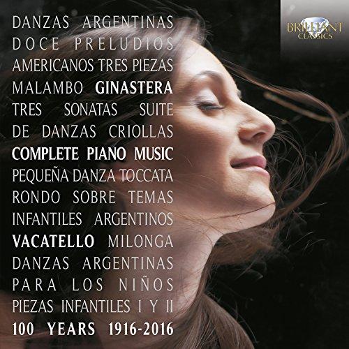 Danzas argentinas para los niños: II. Paisaje. Para Georgina