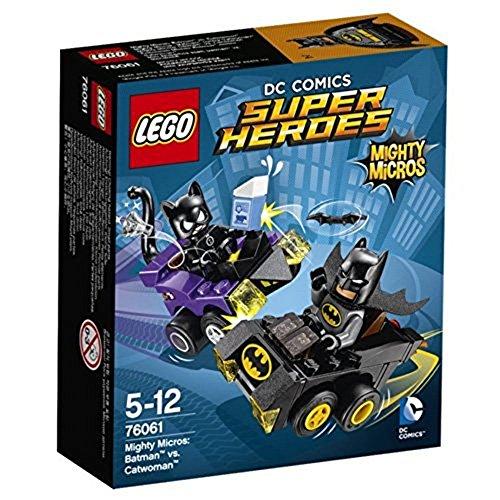 LEGO Super Heroes - Set Mighty Micros: Batman vs. Catwoman (76061)