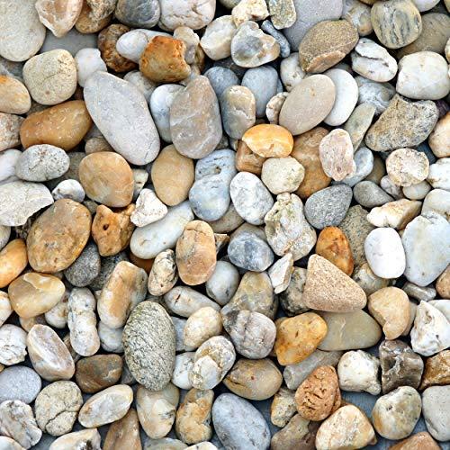 Zierkies Flusskiesel Bunt 16-32 mm a 25 kg