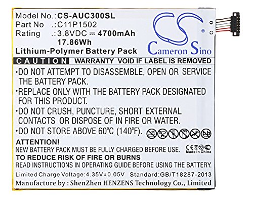 CS Tablet batería,...