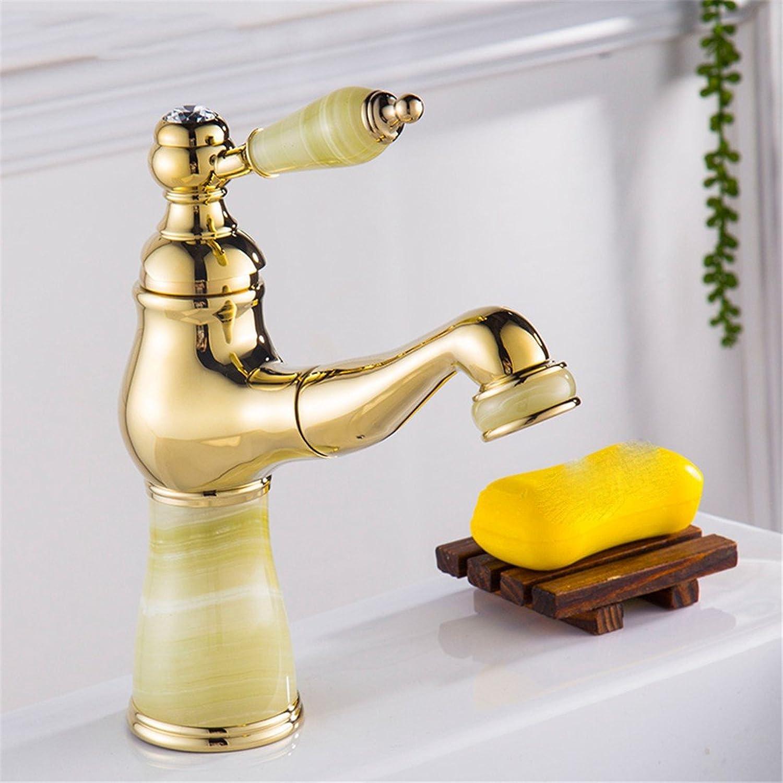 Stazsx Küche Hahn und Badezimmer Hahn Retro Wasserhahn Waschtischarmaturen Basin Mixer Tap,Ausziehbare Wasserhahn