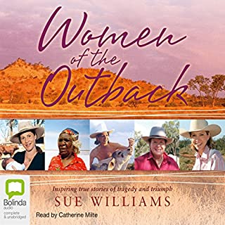 Women of the Outback cover art