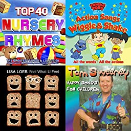 Kids' Action Songs on Amazon Music Unlimited