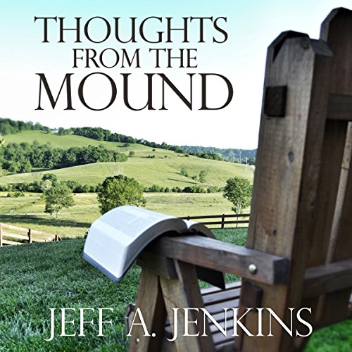 Thoughts from the Mound audiobook cover art
