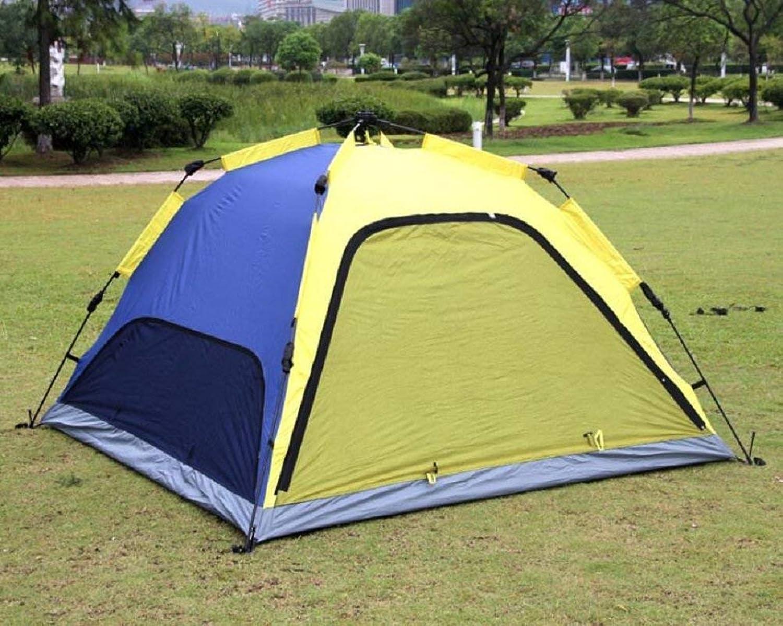 GCC Guo Outdoor Outdoor Outdoor Produkte Outdoor 3-4 Personen übergroße Zelte Cloth  Zelte, Spinning Automatische Zelte, Familie Freizeit Camping Zelte B07GFDZTY3  Eleganter Stil 48b93a