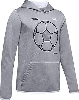 under armour soccer sweatshirt
