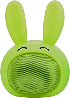 Promate Kids Bluetooth Speaker, Portable Wireless Bluetooth V4.1 Speaker with HD Sound Quality, Hands-free call function a...
