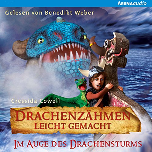 Im Auge des Drachensturms (Drachenzähmen leicht gemacht 7) audiobook cover art