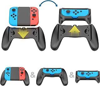 Switch ジョイコングリップ充電キット マリオテニスエース, ARMS, USB-C & USB-A ケーブル (1m) モーションセンサーゲーム専用