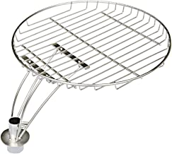 """onlyfire 13.5"""" Stainless Steel Cooking Grate with Swivel Shaft for Char-Griller 16620"""