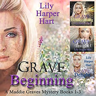 Grave Beginning: A Maddie Graves Mystery audiobook cover art