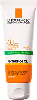 La Roche-Posay Mattifying Face Sunscreen, Anthelios Dry Touch Sunscreen Broad Spectrum SPF 60 with Silica & Perlite, Oil F...