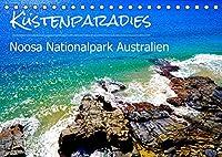 Kuestenparadies - Noosa Nationalpark Australien (Tischkalender 2022 DIN A5 quer): Kuestenlandschaft im Osten von Australien. (Monatskalender, 14 Seiten )