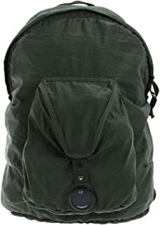 Luxury Fashion | Cp Company Mens 06CMAC068A005269G664 Green Backpack | Spring Summer 19