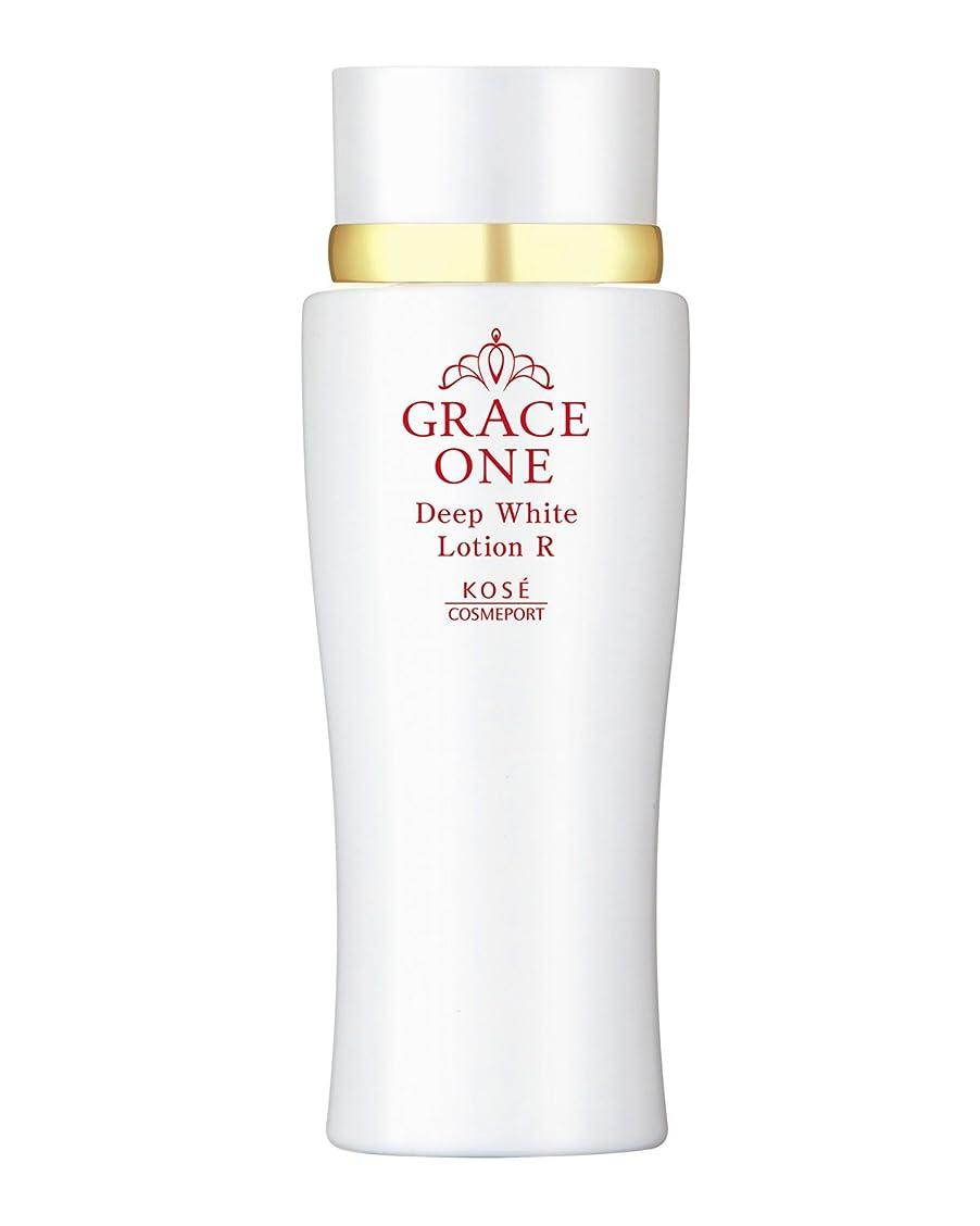 ガス冷笑する雨の(医薬部外品) KOSE コーセー グレイスワン 薬用美白 ディープホワイト ローション (とてもしっとり 化粧水) 180ml