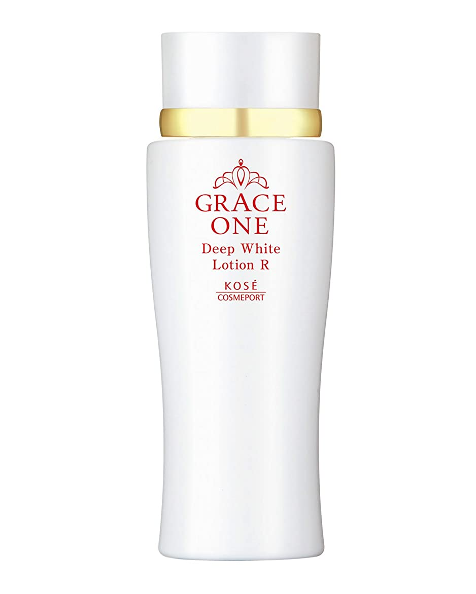 無駄だスリーブ希少性(医薬部外品) KOSE コーセー グレイスワン 薬用美白 ディープホワイト ローション (とてもしっとり 化粧水) 180ml