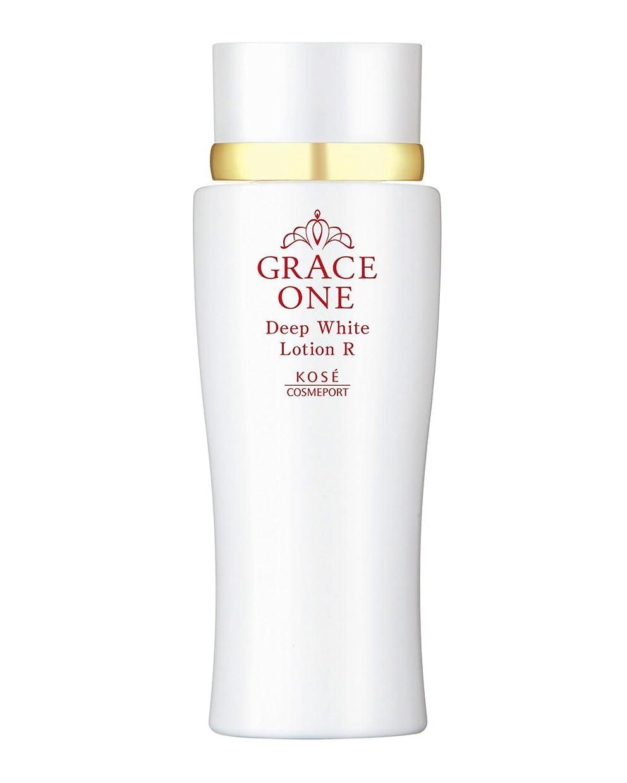 隣接コーナーフィラデルフィア(医薬部外品) KOSE コーセー グレイスワン 薬用美白 ディープホワイト ローション (とてもしっとり 化粧水) 180ml