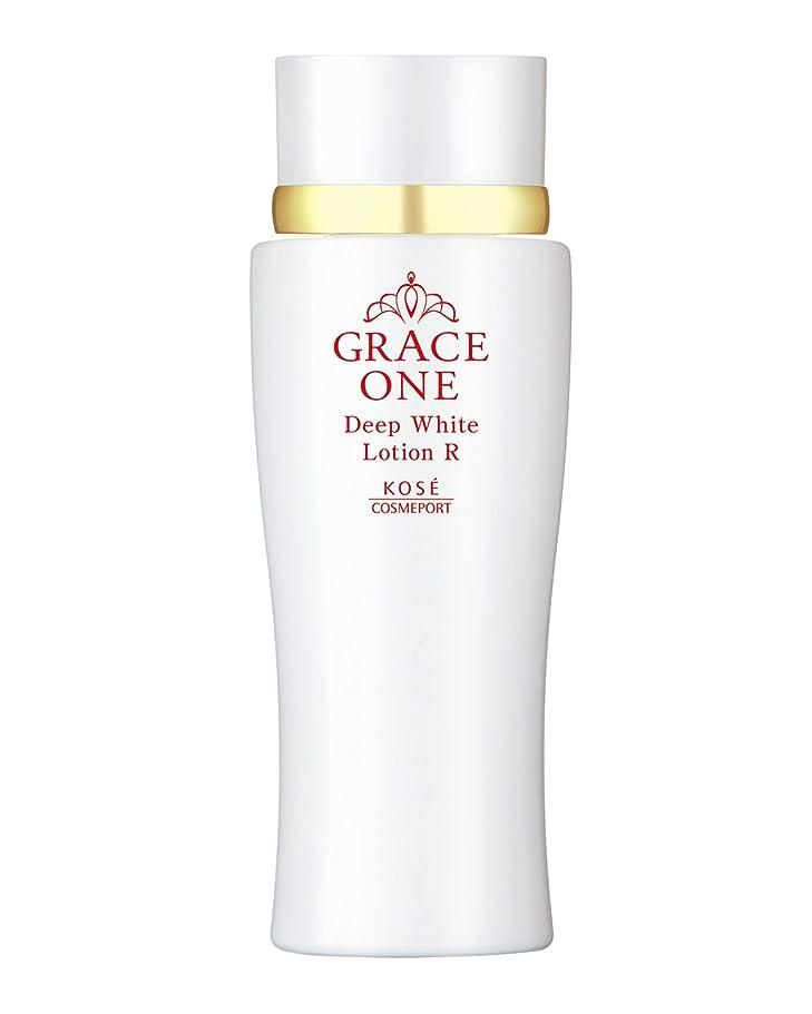 ホイップ禁止登録する(医薬部外品) KOSE コーセー グレイスワン 薬用美白 ディープホワイト ローション (とてもしっとり 化粧水) 180ml
