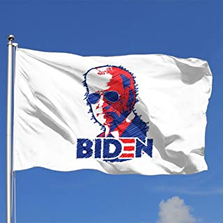 Joe Biden Sunglasses Flags American USA US Flag 3x5 ft Outdoor Flags with Pole for Dorms Room Guys