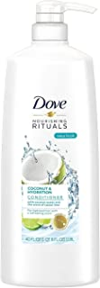 Dove Hydrating Coconut Conditioner (40 Fl Oz),