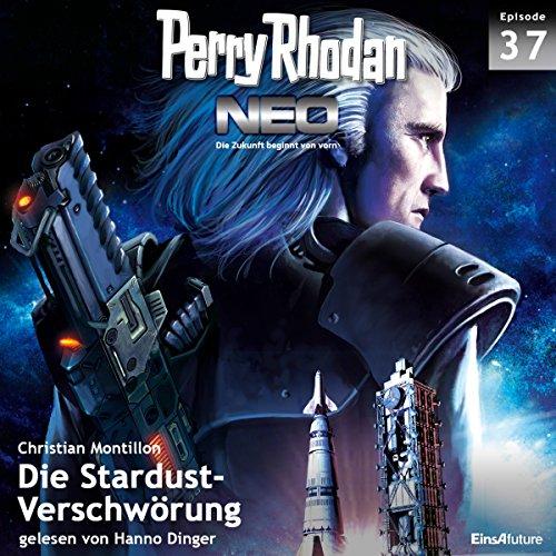 Die Stardust-Verschwörung audiobook cover art